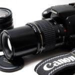 Canon EOS 届きました