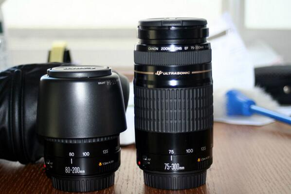 Canon EF75-300mm